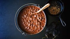 Winter is coming! Make yourself a bowl of authentic Texas chili (no beans!) or better yet, experience chili where it was first made, San Antonio!