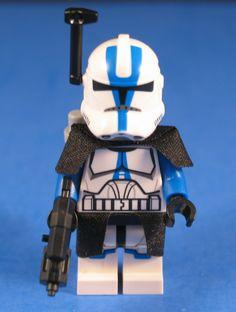 Lego® Star Wars™ 75004 Customized 501st Legion Clone Commander™ DC 15S Scope   eBay