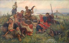 Lead Adventure, Russian Painting, Ukrainian Art, Traditional Paintings, Ukraine, Vikings, Sculpting, Medieval, Street Art