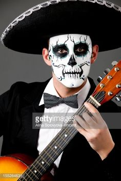 man in sombrero with a guitar. You might also be interested in these: