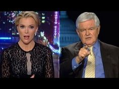 SlantRight 2.0: ... Megyn Won't Call Bill Clinton a 'Sexual Predator' -Megyn Kelly caught defending Crooked Hillary perspective while denigrating Trump over unproven sex predator allegations. Gingrich takes her to task so much that the interview ends - suddenly. Kelly finishes a bit distraught that Newt pinned her down by daring her to call Bill Clinton a sex predator as she was doing to Trump. SHE WOULD NOT DO SO!