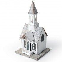 Sizzix Bigz Die - Village Bell Tower