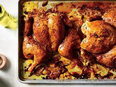 French Onion Roast Chicken Roast Chicken Recipes, Onion Recipes, Healthy Cooking, Cooking Recipes, Cooking Games, Easy Cooking, Pizza Recipes, Cooking Ideas, Healthy Food