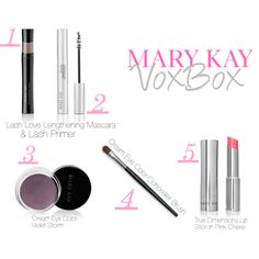 Mary Kay, review, voxbox