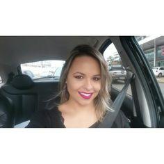 Boa tarde!  ||  Bora ter um dia maravilhoso!  www.charmecharmosa.com   #blogcharmecharmosa #blogger #blog #happyforever #makeup #mua #visage #visagismo #makeupartist #maquiagem