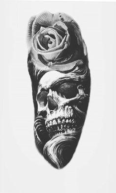 Half Sleeve Tattoos Sketches, Chicano Tattoos Sleeve, Forarm Tattoos, Forearm Sleeve Tattoos, Skull Tattoos, Tiger Tattoo Design, Sketch Tattoo Design, Family Tattoo Designs, Angel Tattoo Designs