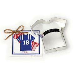 T Shirt Cookie and Fondant Cutter  Ann Clark  44 Inches  US Tin Plated Steel ** Check out the image by visiting the link.