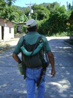 Tourist guide from Cinquera, El Salvador... More info at (Spanish): http://en.wikipedia.org/wiki/Cinquera