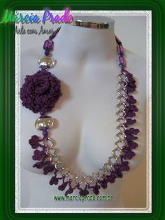 embellished chain