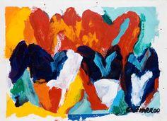 Jan Cremer - Tulpen 2 (Tulips 2)