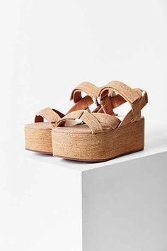Jeffrey Campbell Trivet Platform Sandal