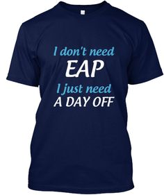 Postal worker - I don't need EAP