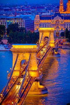 BUDAPEST & RIVER DANUBIO