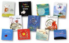 Albums et documentaires pour aborder le thème de la mer et des poissons en maternelle Language Activities, Activities For Kids, Crafts For Kids, Rainbow Fish, French Lessons, Under The Sea, Summer Time, Childrens Books, Kindergarten