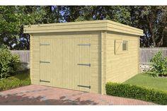 Le garage en bois THONON est une excellente solution pour protéger votre véhicule à chaque fois que vous ne vous en servez pas. Vous aimez les constructions solides avec un look moderne, le garage THONON répondra à vos attentes : il est très...