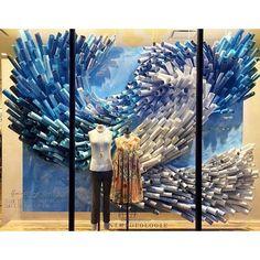 Jacinta Oxford @roxyoxy_creations Oh #anthrowindows...Instagram photo   Websta (Webstagram)