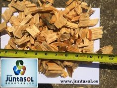 ENERGIAS RENOVABLES JUNTASOL: EXPORT WOOD CHIPS