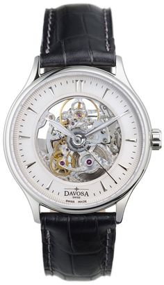 Davosa 161.010.15  Classic Skeleton Automatic watch