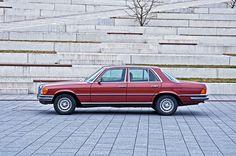 Mercedes-Benz W116 S-Class | by zacke82