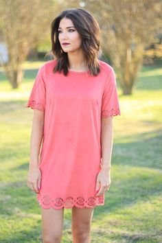Perfect dress for Spring/Summer! Find this and so much more at Eula Fern's Boutique! #dresses #spring #summer #womensfashion