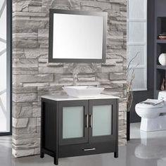 9 delightful alya bath at 8089 36 single modern bathroom vanity rh pinterest com