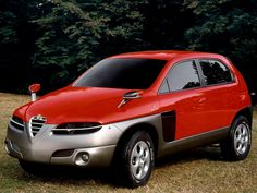 Alfa Romeo Archives – Old Concept Cars