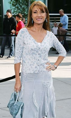 Jane Seymour. Photo Credit: Getty Images pretty outfit, love the skirt