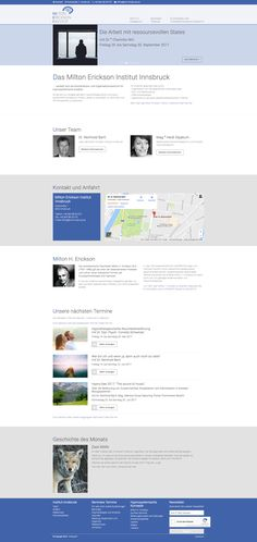 Die Startseite der MEI-Innsbruck Webseite.  www.mei-innsbruck.at Innsbruck, Shopping, Old Stuff, Advertising Agency, Website