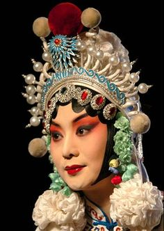 Chinese opera - Chinese opera was less focused on realism and more on symbolism.