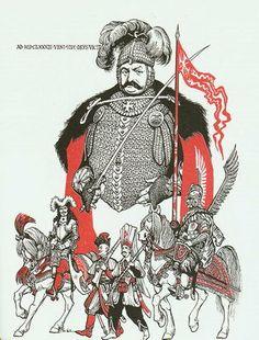 Polish military, late 16th/17th century.