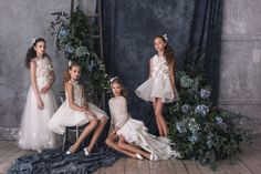 Mischka Aoki - Luxury brand for children - Fall Winter 2016