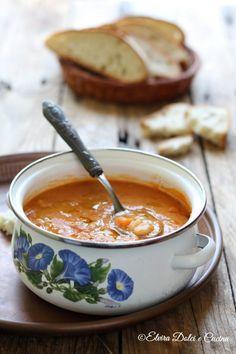 #Zuppa di #fagioli cannellini e #patate #ricetta #cremosa    #ricettevegetariane #ricettegustose #zuppe #giallozafferano