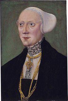willem rietbergen | Jacobäa von Baden, Ehefrau von Herzog Wilhelm IV ( Hans Schöpfer I ...
