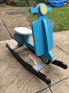 Child s Wooden Ride On Jip ScooterGood day  does anyone have a templet for this i would love to make my grandchild one.