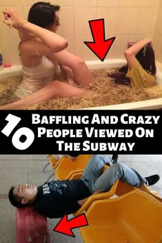 10 Baffling And Crazy People Viewed On The Subway - funny photo hilarious Funny Photos Of People, Funny People, Funny Pictures, Embarrassing Moments, Funny Moments, Funny Relatable Memes, Funny Jokes, Good Fats, Crazy People