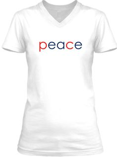 Peace around the world | Teespring