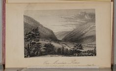 "This plate appears facing p. 183 in Rainbow, Albany and New York, 1847 and 1848 and accompanies ""A day at the Delaware water gap"" by Henry Howe on p. 183-189. Also appears without printer statement and with title ""The peaceful glen"" facing p. [120] in Friendship's gift, Boston, 1848 and Lady's gift, Nashua, N.H., 1849. Also appears without printer and with the title ""Our mountain homes"" as the frontispiece in Gift for you, Boston, ca. 1853 and accompanies the poem ""Our mountain homes"" by..."