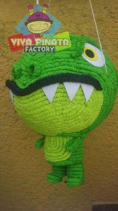 Un pequeño pero enojada T-Rex... Buen fin de semana para todos nuestros seguidores.