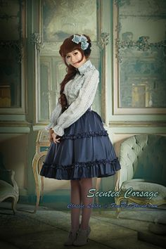 "Welcome to Fanplusfriend: Photo Volume 48: ""Bunny Alice"",""Castle Innocent"",""Scented Corsage"", Gothic and Classic Lolita Series"