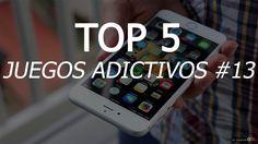 TOP 5 – Juegos Adictivos para iPhone #13 (Gratis)