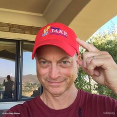 Gary Sinise 2 hrs ·  Hey! Check out Puppy Jake Foundation @Puppy_Jake  Great folks doing Great work