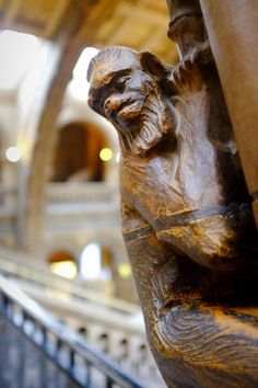 GoPhotoLondon.com on Twitter: Did you know Monkeys adorn the roof of the main hall at the @NHM_London Natural History Museum? #London #photography