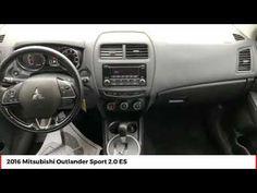 2016 Mitsubishi Outlander Sport DeLand Daytona Orlando GZ041164