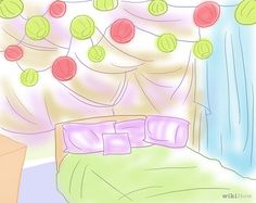 How to Design a Tumblr Bedroom: 16 Steps (with Pictures)