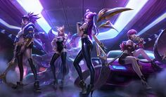 Great Photographs league of legends kda Concepts : LoL: Riot Games Announces K-Pop Skins and Empowers KDA Group. Lol League Of Legends, League Of Legends Fondos, Evelynn League Of Legends, Akali League Of Legends, Ahri League, Legend Of Legends, Stars Wallpaper, Wallpaper Animes, Wallpaper Wallpapers