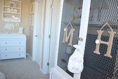A Heavenly Baby's Room Snapshot