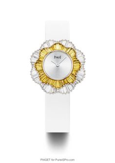 Piaget - PIAGET Rose Passion Watches and Jewellery - part 3 - Gem-set Watches