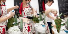 Christmas DIY Potluck by Salt Harbor Designs + Millie Holloman Photography