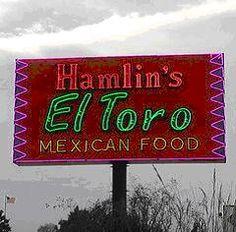 OMG say it isn't so!  Hamlin's white sauce recipe from Muskogee OK.  45 minutes from Tulsa.