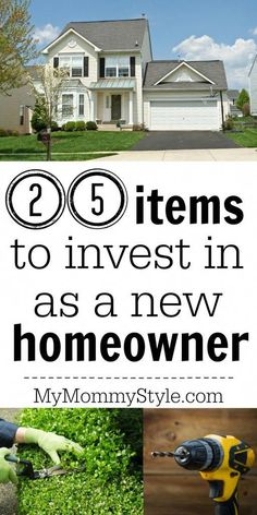new home items to buy * items for new home . items for new home list of . items for new home house . items for new home ideas . essential items for new home . items you need for a new home . new home items to buy . list of items needed for new home Buying First Home, Home Buying Tips, First Time Home Buyers, Home Improvement Projects, Home Projects, Nouveau Propriétaire, Up House, New Homeowner, Home Ownership